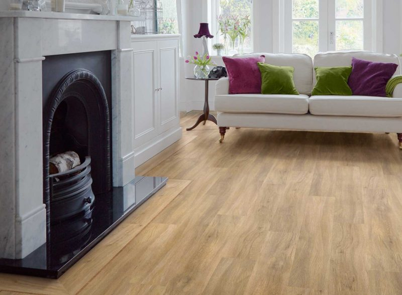 Commercial Wood Flooring from Phoenix Flooring Contractors