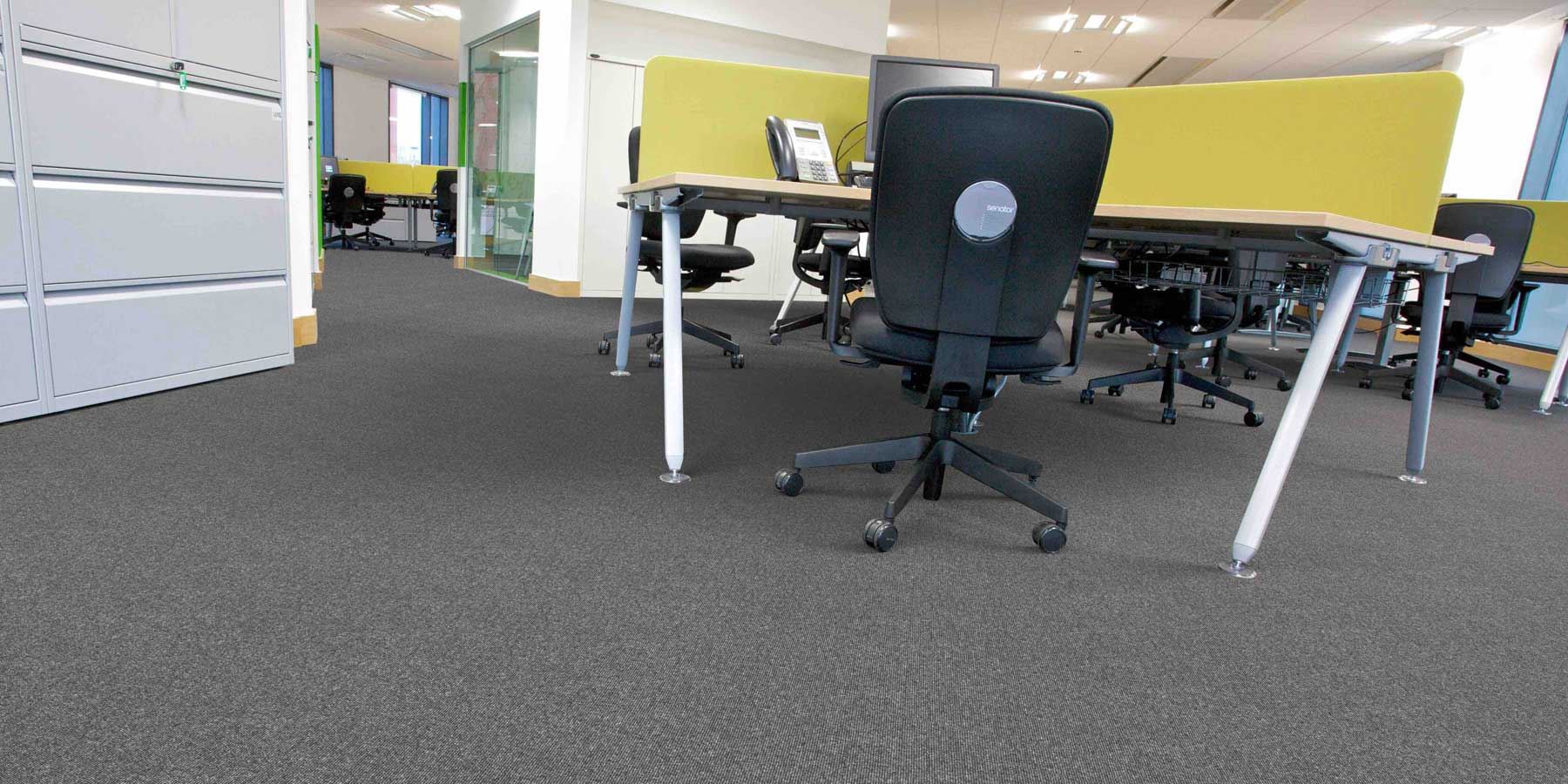 An example of Carpets and Carpet Tiles from Phoenix Flooring Contractors