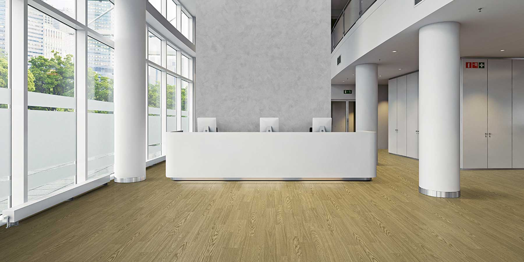 Commercial Wood Flooring from Phoenix Flooring Contrtactors